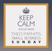 Keep Calm We Won Theo Paphitis #SBS