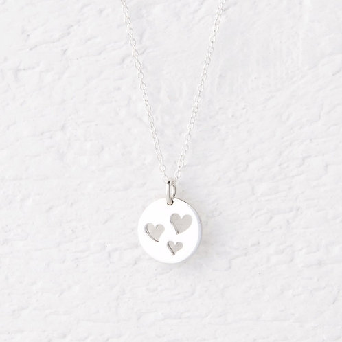 Carys Love Necklace