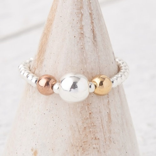 Florence Mix Stacking Ring