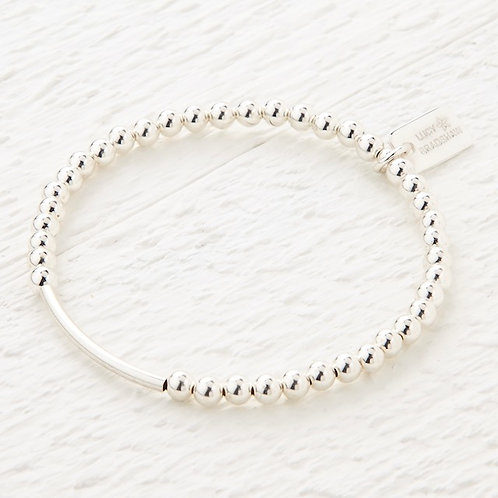 Luna Silver Bracelet