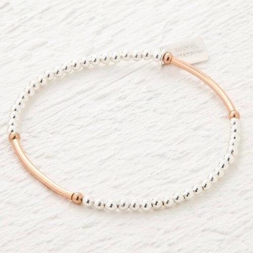 Saffron Rose Gold Bracelet