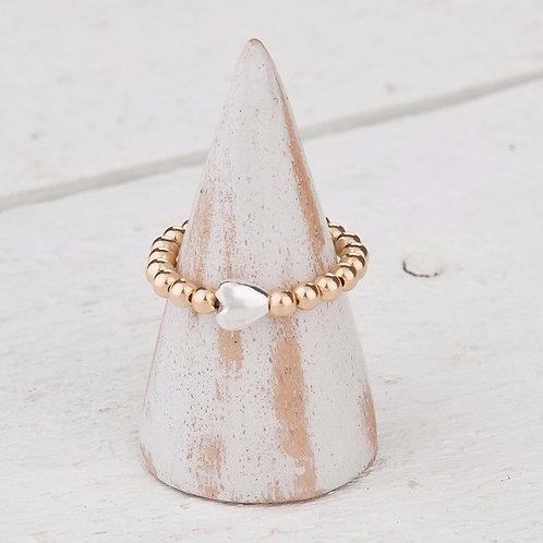 Leonie Gold Ring
