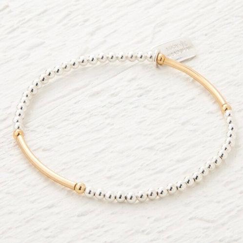 Saffron Gold Bracelet