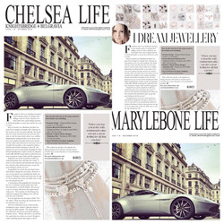 Editorial in Life magazines