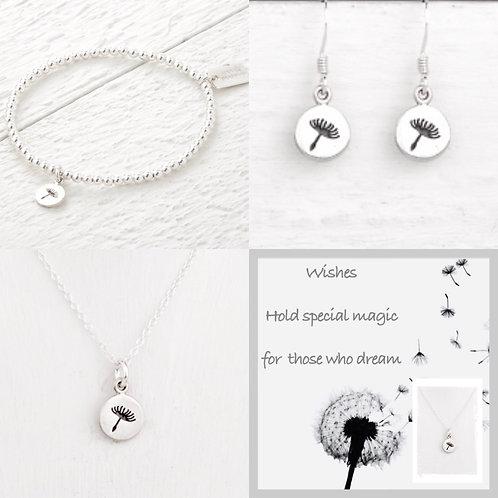 Daisy Jewellery Set