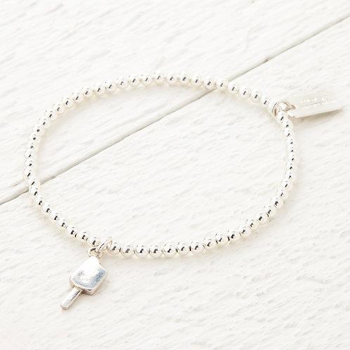 Lollie Silver Bracelet