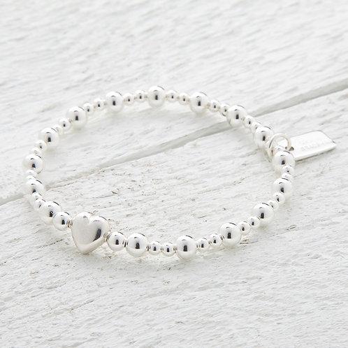 Seconds Esme Silver Bracelet