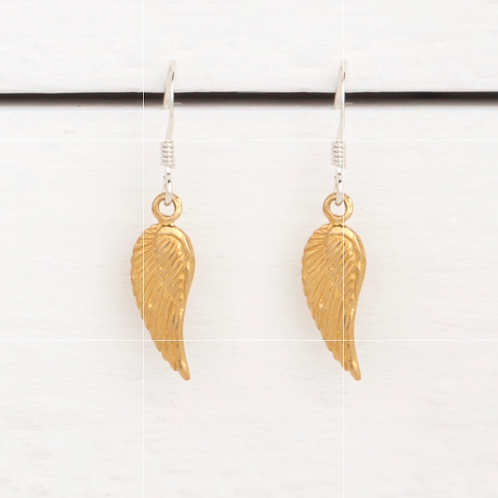 Seconds Lailah Gold Earrings