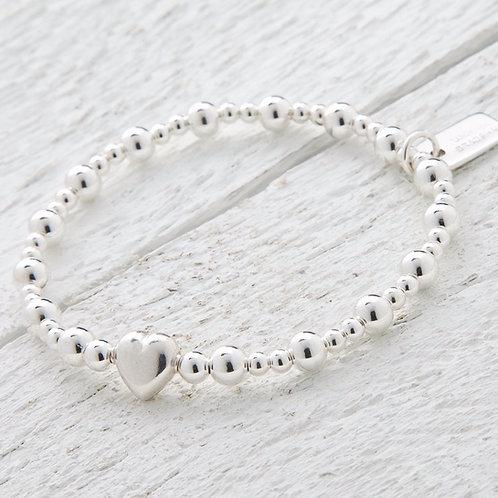 Esme Silver Bracelet