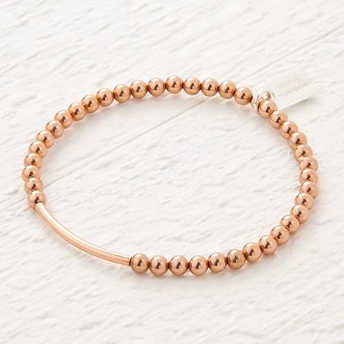 Luna Rose Gold Bracelet