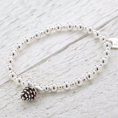 Azalea Pine Cone Bracelet