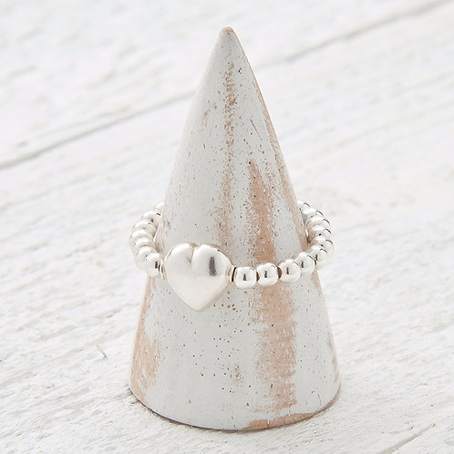 Esme Heart Ring