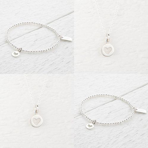 Naomi Bracelet & Necklace Set