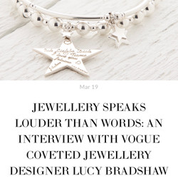 Interveiw with LucyBradshaw Jewelley