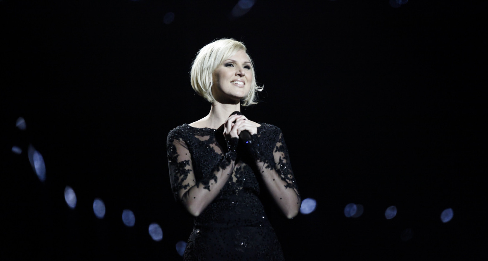 "Sanna Nielsen says ""never say never"" to Melfest return"