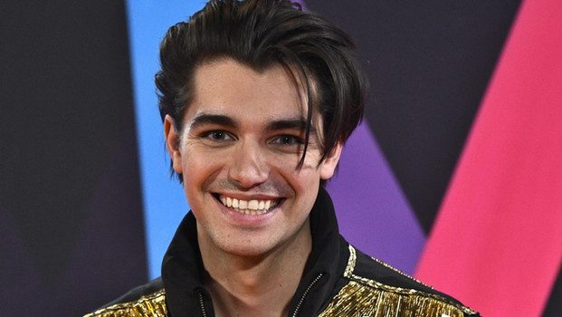 """Anton Ewald """"less nervous"""" performing at Melodifestivalen with no audience"""