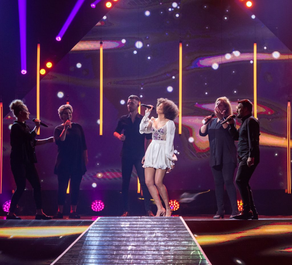 Runner-Up Sissi Confirms Plans to Return to Eesti Laul