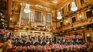 New Year's Concert with the Vienna Philharmonic