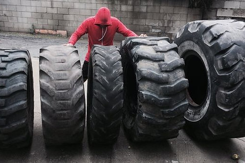 CrossFit/Training Tire (130lbs-500lbs)