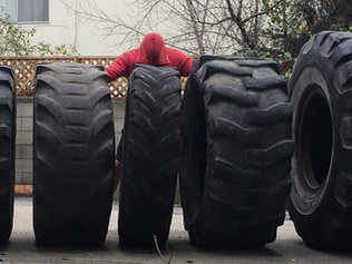 Tire Training Guide: 13 Tire-Based Exercises!