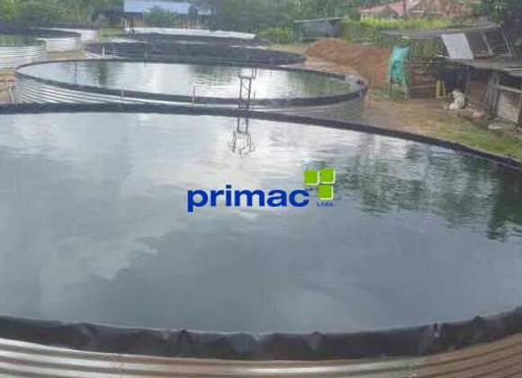 Carpeta estanque Australiano PVC