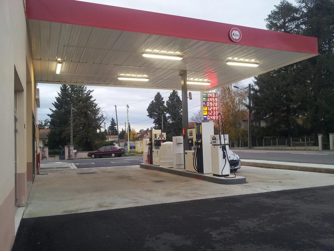 Pistes de carburants