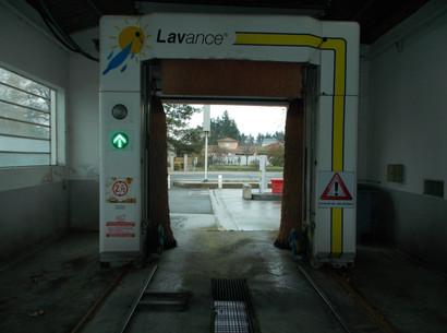 Portique rouleaux pour véhicules grand gabarit 2m70 maximum brosses mousse