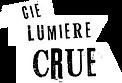 Logo compagnie lumière crue arts du spectacle à toulouse
