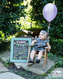 6 months baby photos
