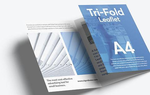 SignsBase_tri-fold_leaflets_printing_A4_