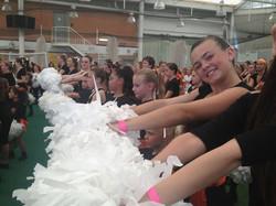Cheerleading Dance
