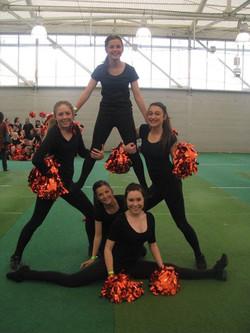 Cheerleading Campbelltown