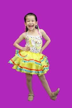 Jeanette Briggs Pre School Dance