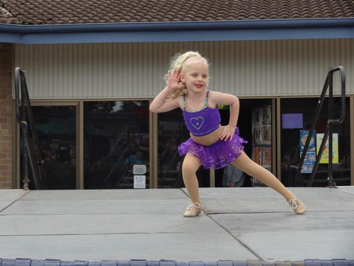 Dance Class Ruse Performance