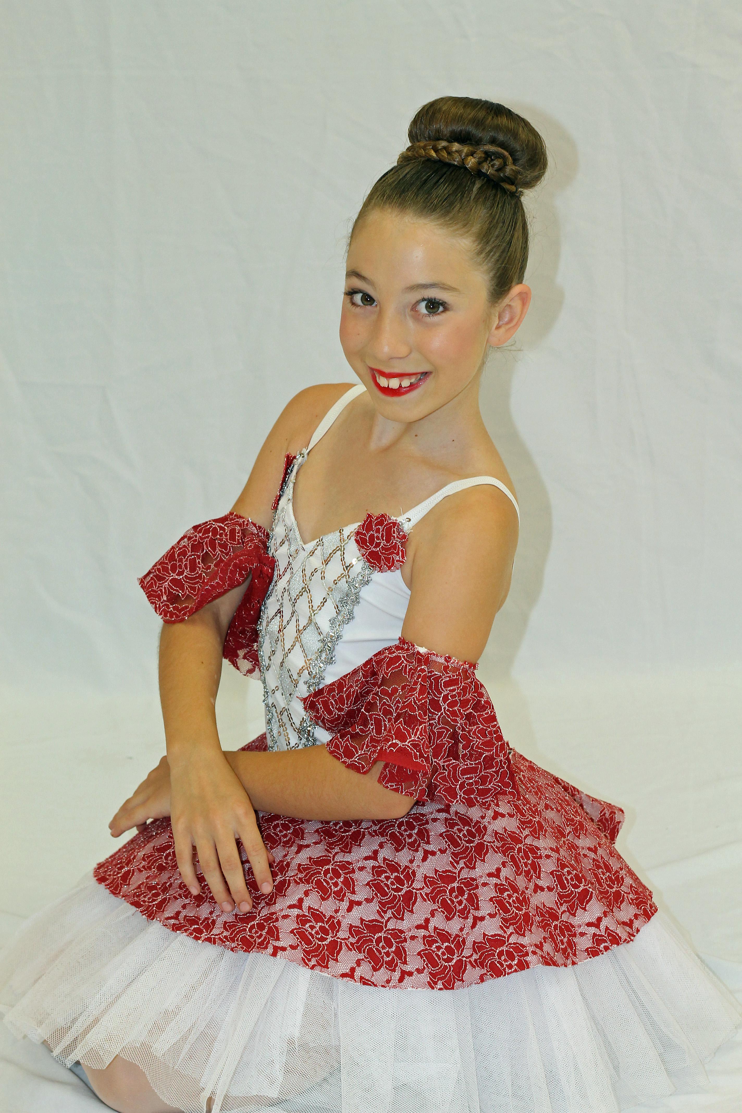 Jeanette Briggs Ballerina Class