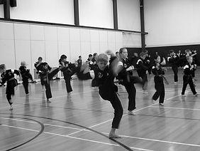Kidz Kickstart Karate Grading