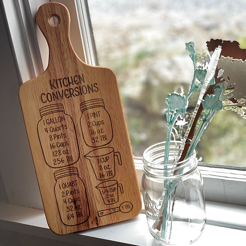 Kitchen Conversions Serving Board / Cheese Board