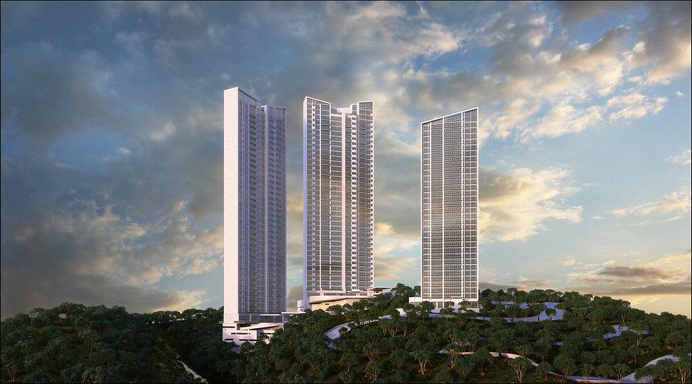 Depa en Venta - Towers - Bosque Real - Luxury