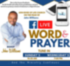 Corona Prayer Word FB Live Flyer .jpg