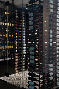 Wine cellar design by CG Studio