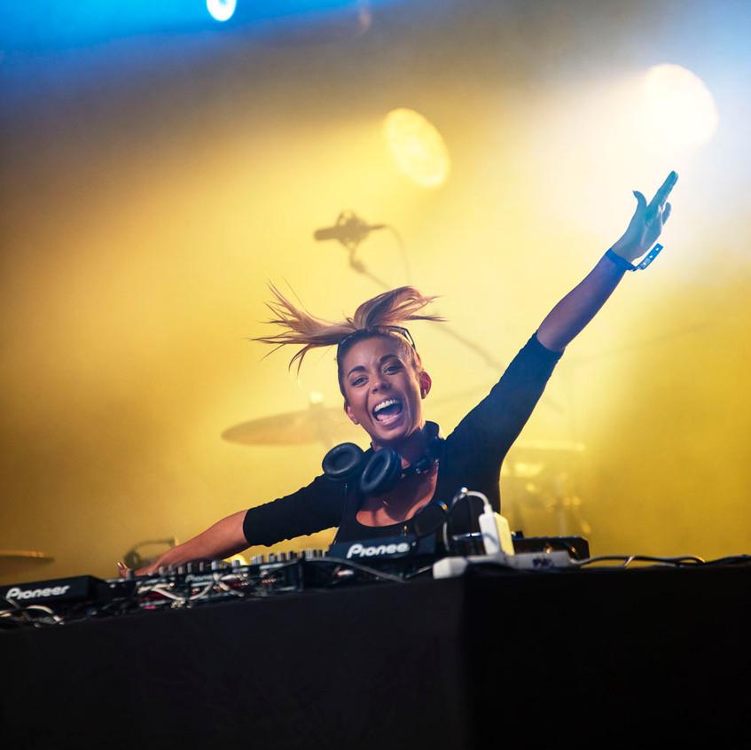 DJ Amanda Harkimo