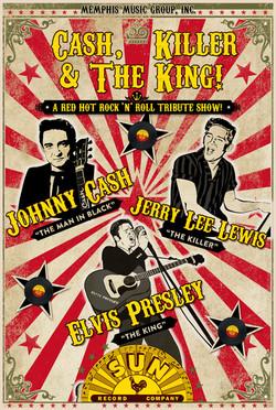 Cash, Killer & The King