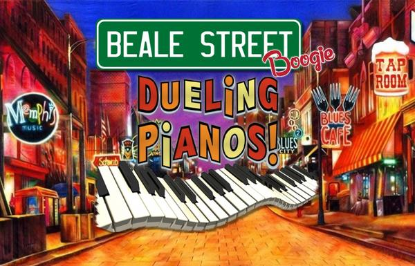 Beale Street DUELING PIANOS