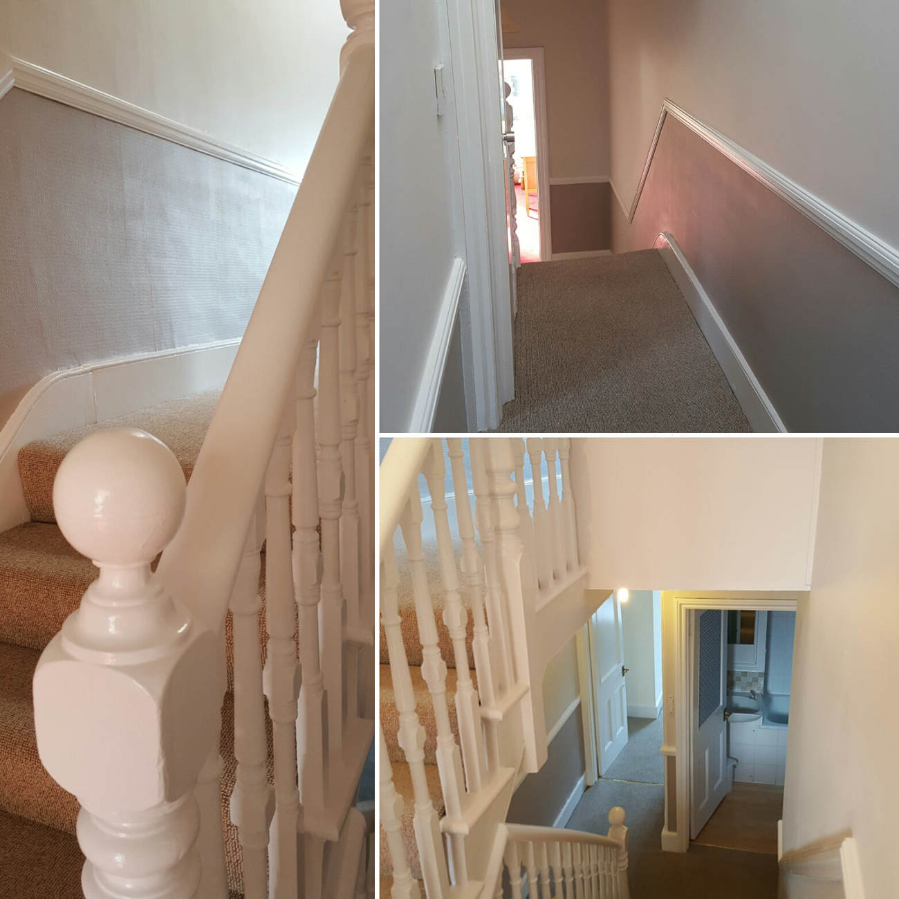 Redecorating of a 5 bedroom house in East Putney.
