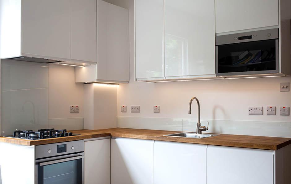 Renovation of 1 Bedroom flat in Greenwic