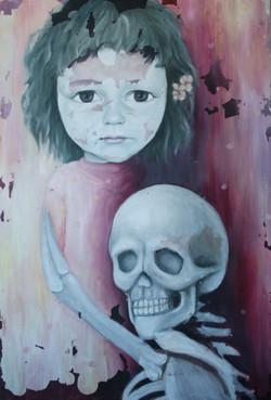 La niña y la muerte