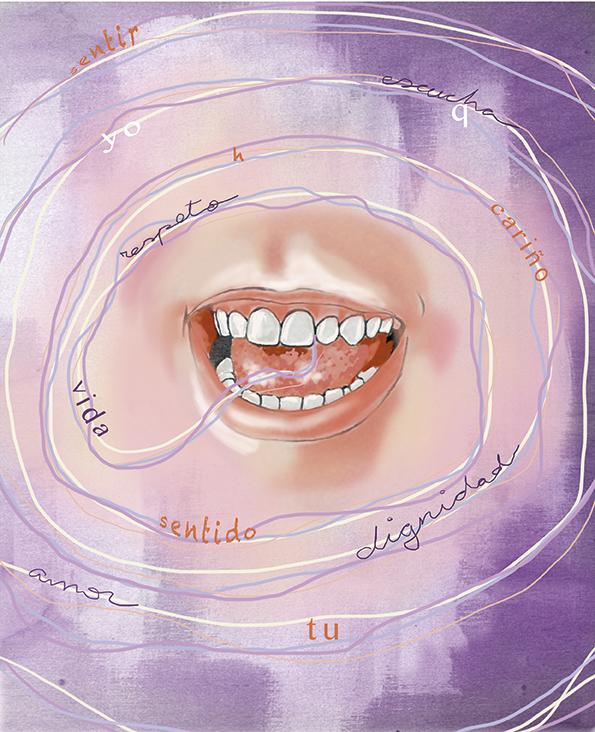 ilustración interna libro
