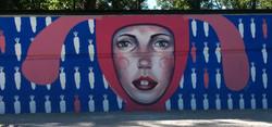 Festival arte urbano Logroño 2017