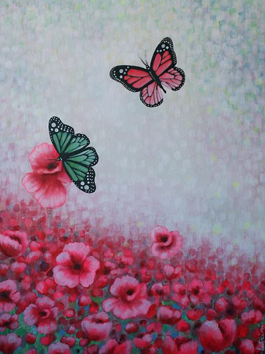Historia de las mariposas