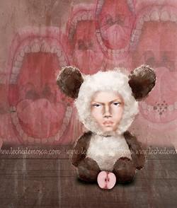 La manzana del oso